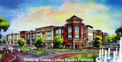 Towne Centre Square at Union Centre