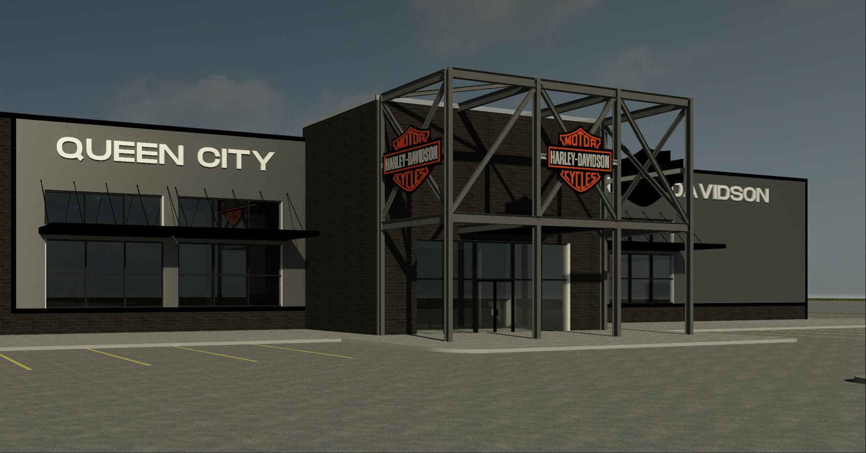 Queen City Harley