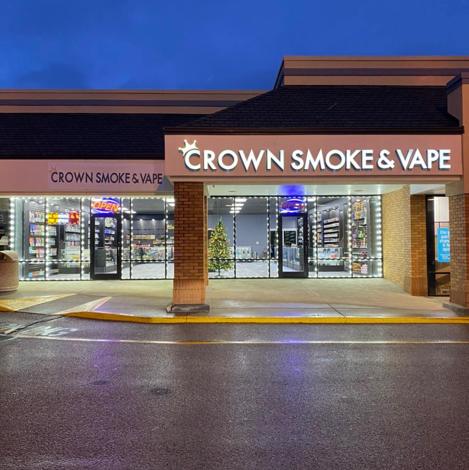 CROWN SMOKE AND VAPE