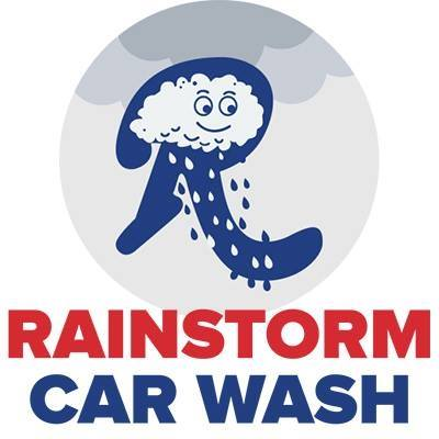 Rainstorm Car Wash