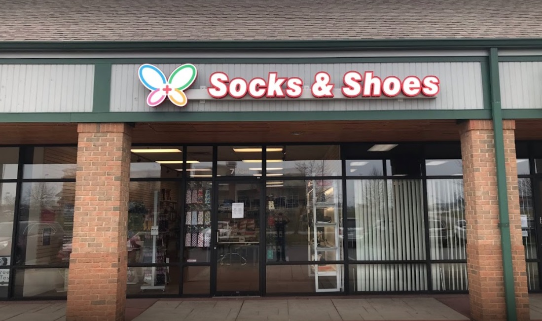 Socks to You and Shoes Too