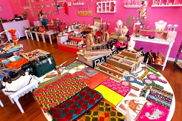 Pink Peacock Boutique