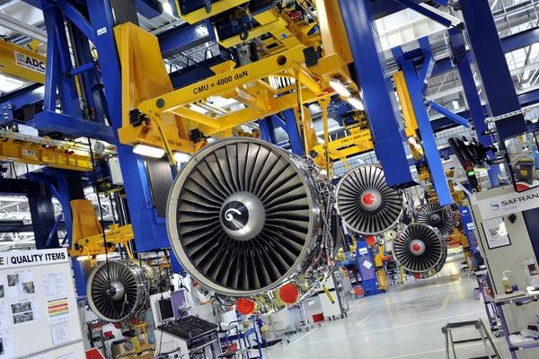 GE Aviation, CFM International, Snecma