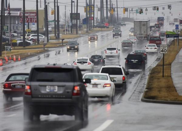 Tylersville Road widening