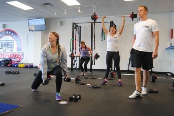 F45 Fitness Center