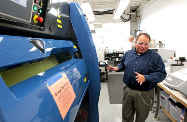 GE Aviation 3-D Additive Development Center