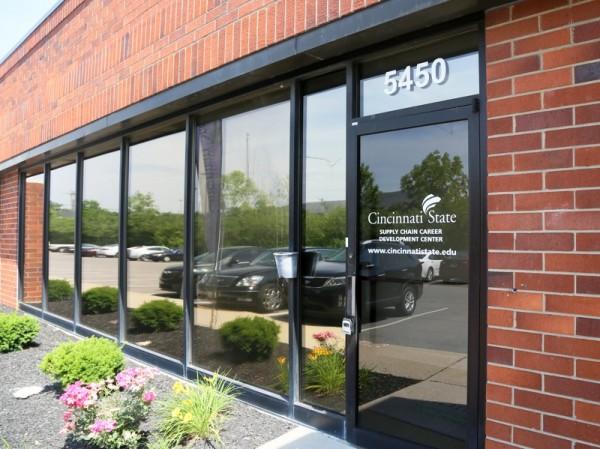 Cincinnati State's new Supply Chain Career Development Center
