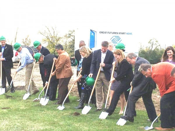Officials break ground for new Boys and Girls Club